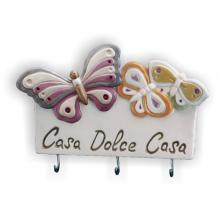 Accrochez Casa dolce casa Papillons