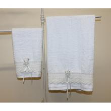 Set 2 serviettes
