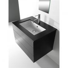 Lave-mains Sous Plan cm 55x34.5 Adige