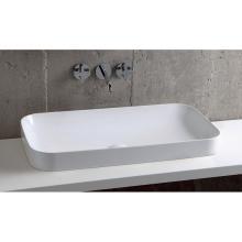 Lave-mains Semi-encastré/à poser cm 75 Soft Elegance