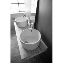 Lavabo Rond cm 41 Catino Fly