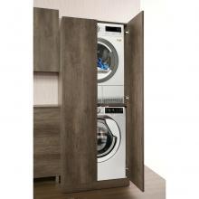 Colonne machine à laver/secher Unika