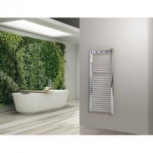 Radiateur décoratif sêche-serviettes blanc L500 mm Comodo