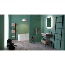 Composition salle de bains Trix 1