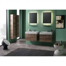 Composition salle de bains Trix 6