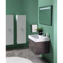 Composition salle de bains suspendue Trix 7