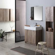 Composition salle de bains Volant 7