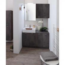 Composition salle de bains Volant 8