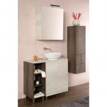 Composition au sol salle de bains cm 145 Unika