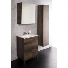 Composition au sol salle de bains cm 115 Unika