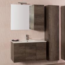 Composition Suspendue salle de bains Unika cm 135