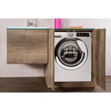 Meuble au sol pour machine à laver Unika