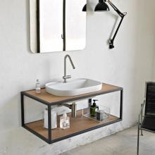 Composition salle de bains Frame 5