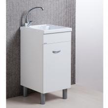 Bac lavoir avec meuble cm 45x50 Lemon