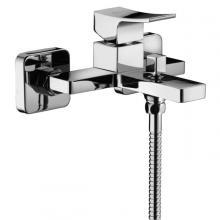 Mitigeur extérieur pour baignoire avec accessoires douche Prestige