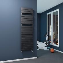 Radiateur décoratif sêche-serviettes double L500 mm Plain