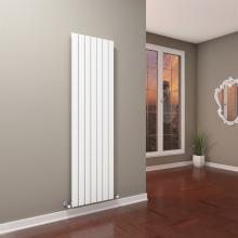 Radiateur décoratif sêche-serviettes hydraulique H1600 mm Plain Vertical