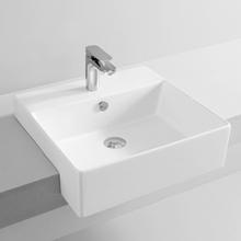Lavabo Semi-encastré Quadro 50x48