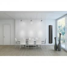 Radiateur décoratif sêche-serviettes hydraulique H1800xL400 mm Diva Deco