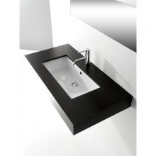Lave-mains Sous Plan cm 65x34 Rio