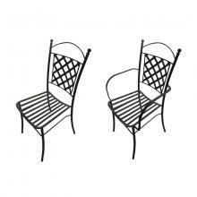Chaise en fer Panarea