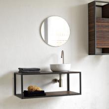 Miroir Rond Frame