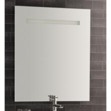 Miroir avec LED central 70x74 cm Filo Lucido