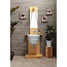 Structure porte-lavabo Bacile Pozzo