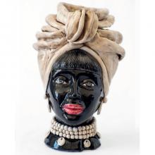 Tête de Maure modèle Naomi Africa N01