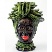 Tête de Maure modèle Naomi Africa N03