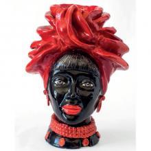 Tête de Maure modèle Naomi Africa N04