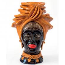 Tête de Maure modèle Naomi Africa N05