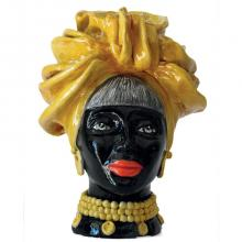 Tête de Maure modèle Naomi Africa N06