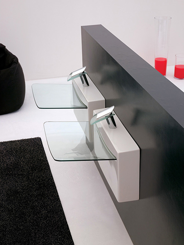 lave mains en verre prix en ligne lavabos en verre pour toilettes de design. Black Bedroom Furniture Sets. Home Design Ideas