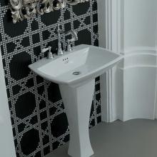 Lave-mains Suspendu/pour Colonne  Jazz