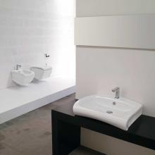 Lave-mains à Poser/Suspendu Hi-Line