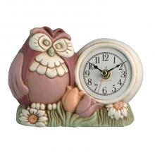 Horloge de Table Owls