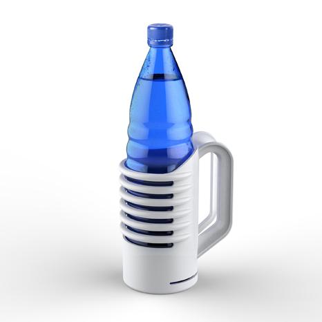Prendifacile bouteille adhérence