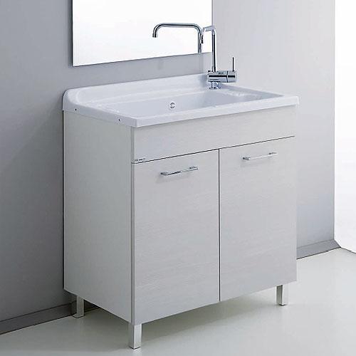 Meuble lavoir avec vasque en ABS Medusa