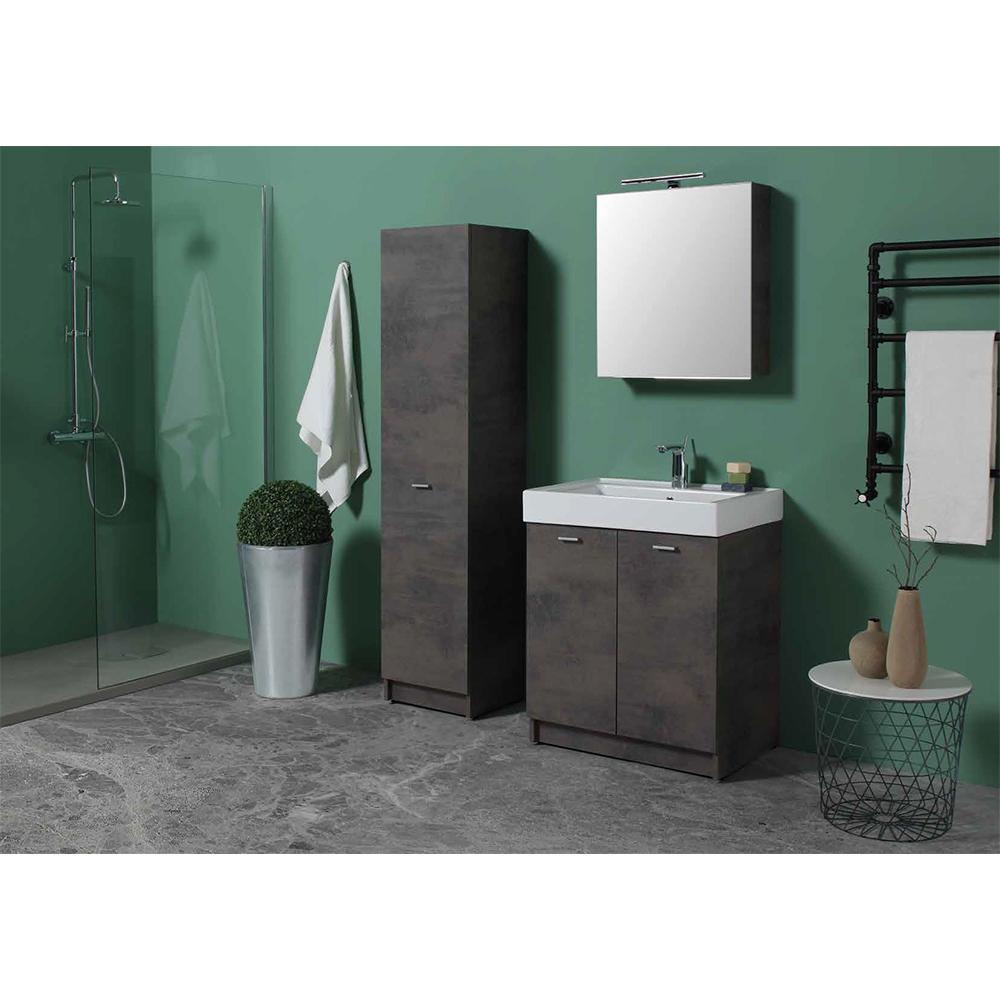 Composition salle de bains Trix 8