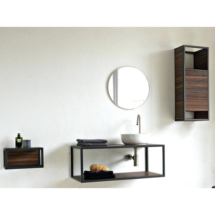 Composition salle de bains Frame 4