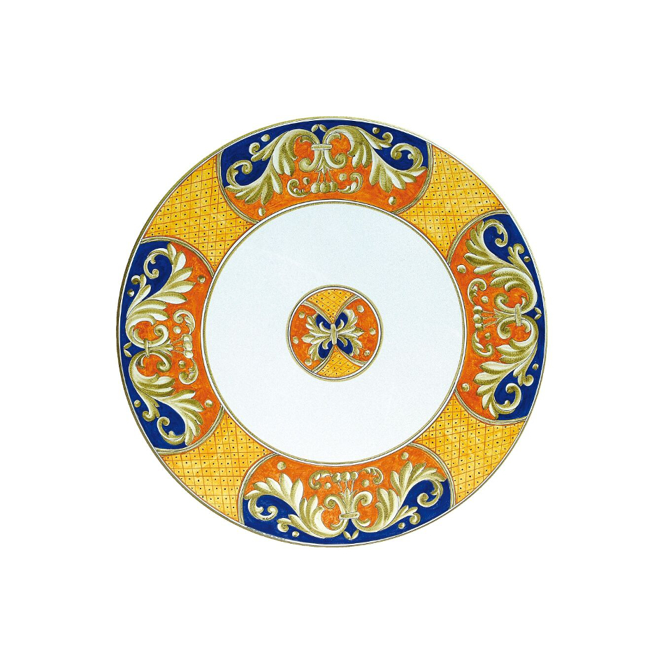 Table ronde en pierre de lave Firenze
