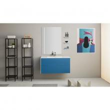 Composition de salle de bains Dedalo 6