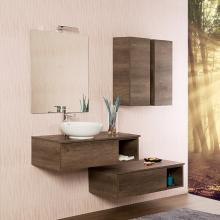 Composition Suspendue salle de bains cm 160 Unika