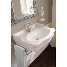 Porte-serviettes latérale pour lavabos Castellana