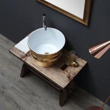 Meuble porte-lavabo Cavalletto